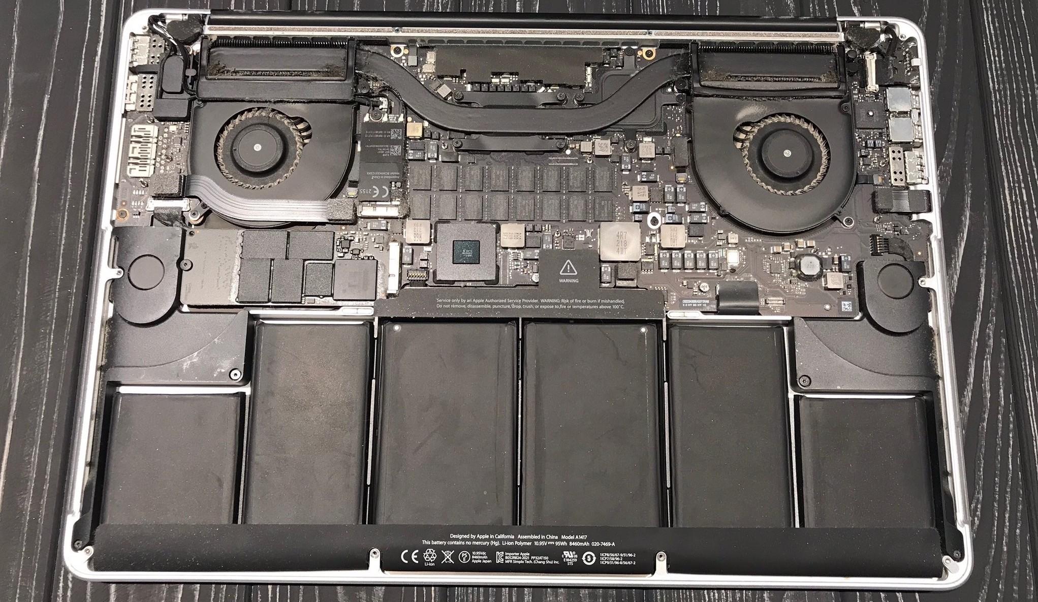 ремонт макбук в одессе