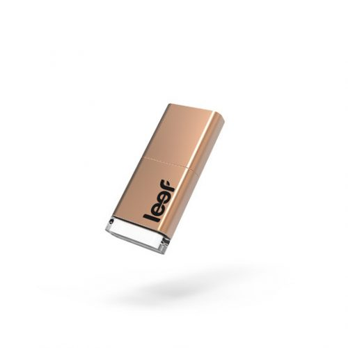 USB Flash Leef Magnet 3.0 16GB Charcoal