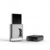 USB Flash Leef Magnet 3.0 16GB Charcoal